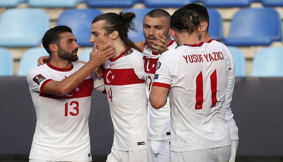 A Milli Futbol Takımımız  Norveç'i 3-0 yenerek 2'de 2 yaptı