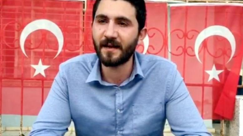 Adana' da  CHP Gençlik Kolları Başkanı tutuklandı