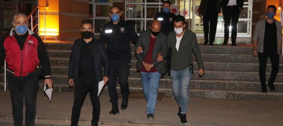 Adana'dan gidip Çankırı'daki eşini öldüren zanlı tutuklandı