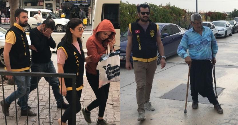 Adana merkezli fuhuş operasyonunda 20 tutuklama