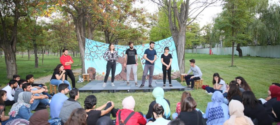 """AGÜ'de """"Güz Fest"""" Festivali"""