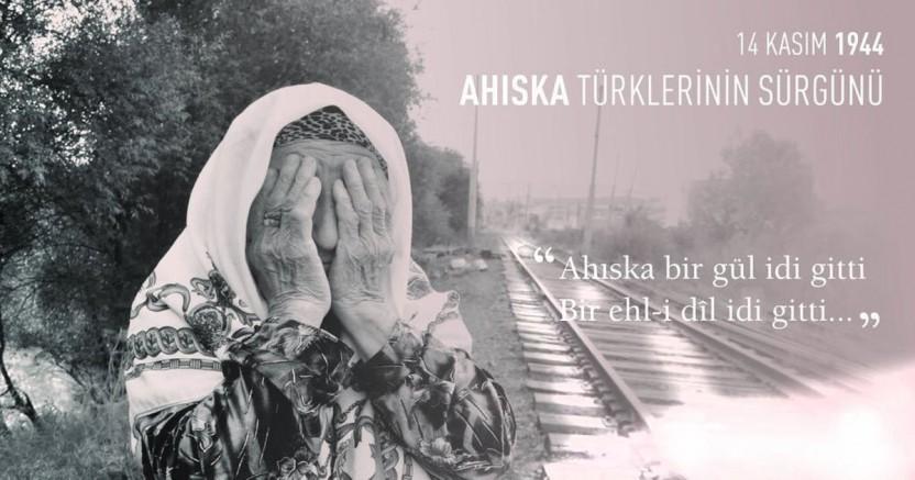 Ahıskalı Türklerin vatanlarından sürgün edilişinin 76 yılı