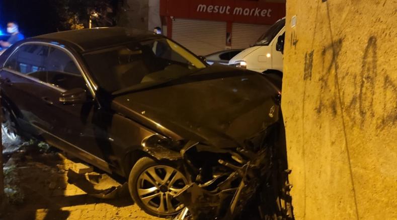 AK Parti Kırıkkale İl Başkanı Kaplan, trafik kazası geçirdi
