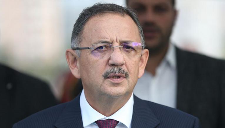 AK Partili Mehmet Özhaseki'den Meral Akşener'e tepki