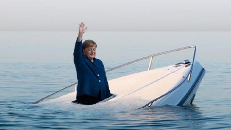 Almanya'da çarklar duruyor