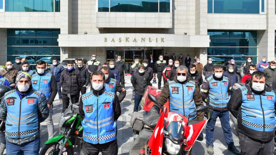 Ankara'da koronavirus ile mücadele tam gaz