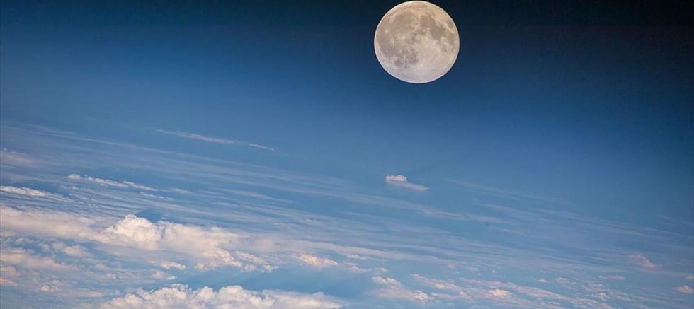 Ay'ın sanılandan 85 milyon daha genç olduğu ortaya çıktı