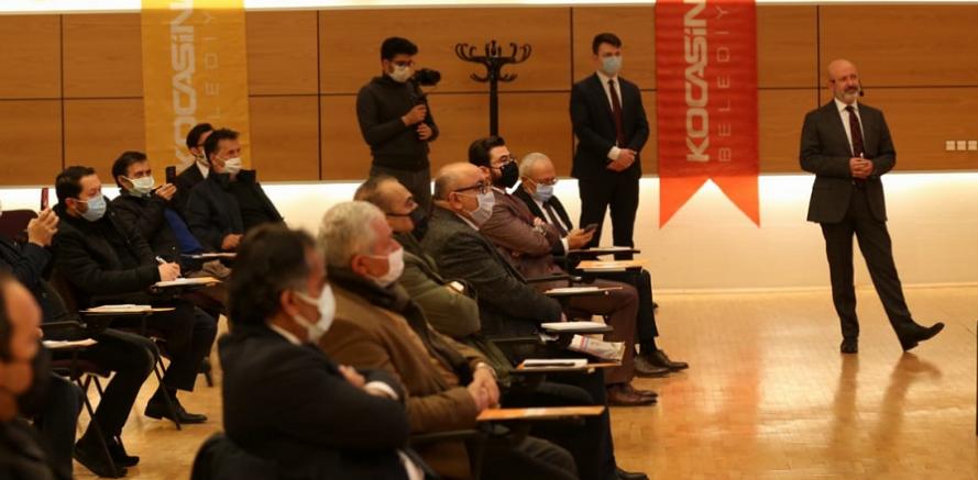 Başkan Çolakbayrakdar'dan şehrin kalbine dokunacak projeler