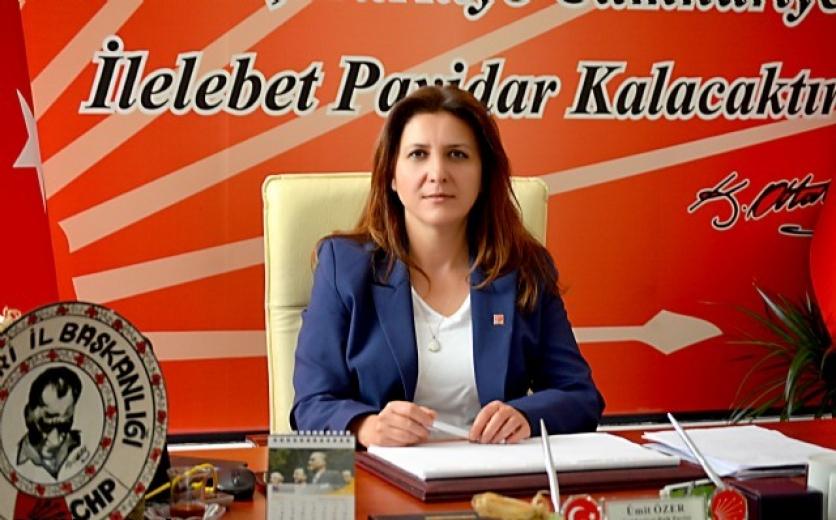 """Başkan Özer: ''AKP ile hayatımıza """"Borcu borç ile döndürme"""" kavramı girdi''"""