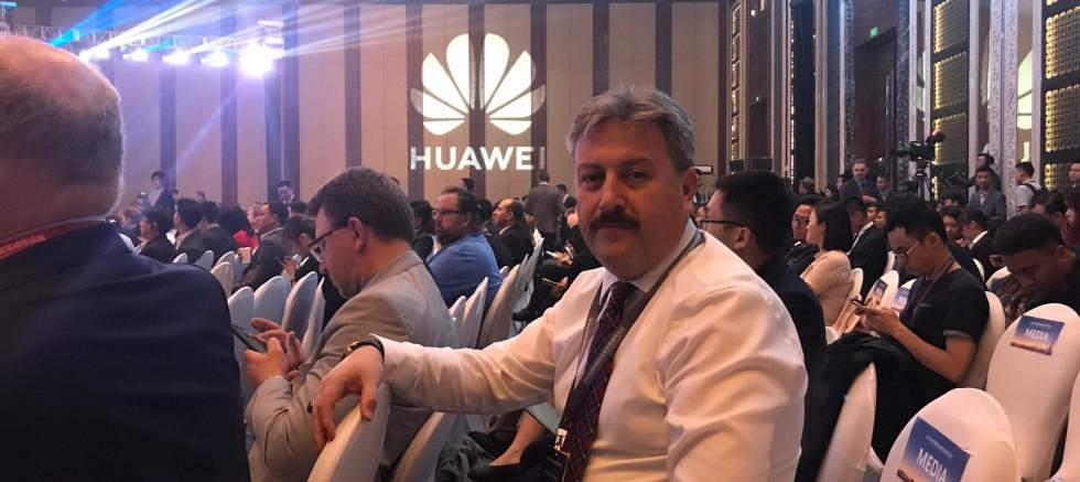 Başkan Palancıoğlu Çin'de Türkiye'yi temsil ediyor
