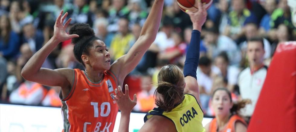 Basketbol: 27. Kadınlar Cumhurbaşkanlığı Kupası