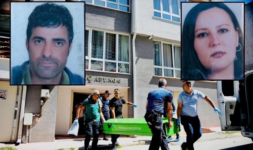 Birlikte yaşadığı kadını bıçakla öldürdü