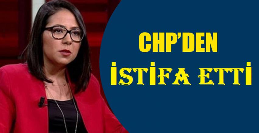 CHP Milletvekili Saliha Sera Kadıgil Sütlü partisinden istifa etti
