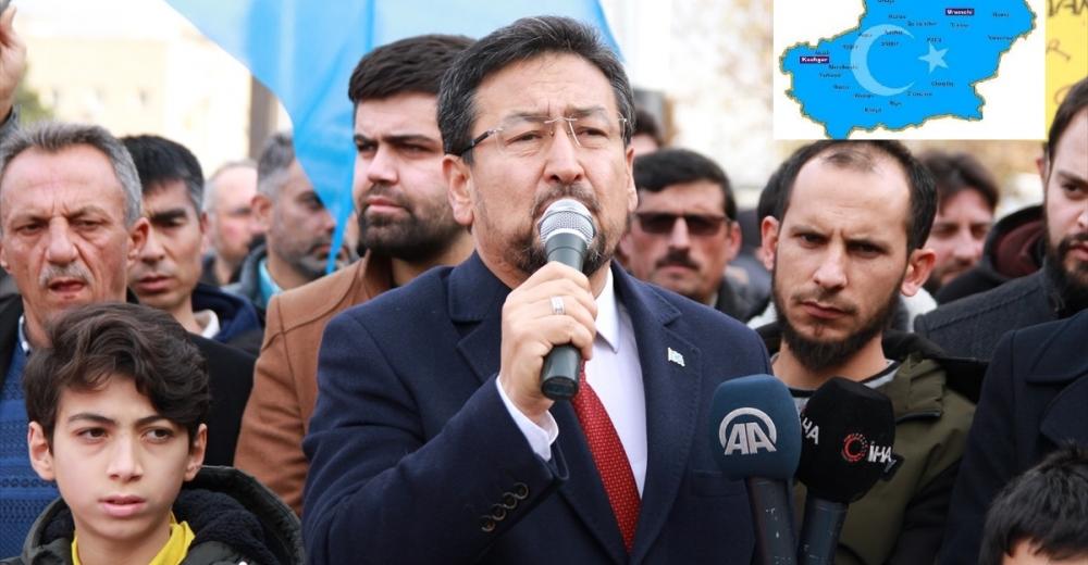 Doğu Türkistan : Davamıza sahip çıkan ülke Türkiye