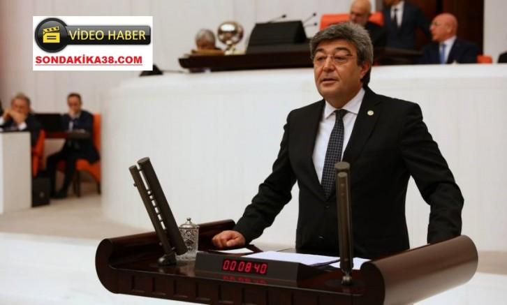 Dursun Ataş: Beş ocağa ve Türk milletinin yüreğine ateş düşmüştür
