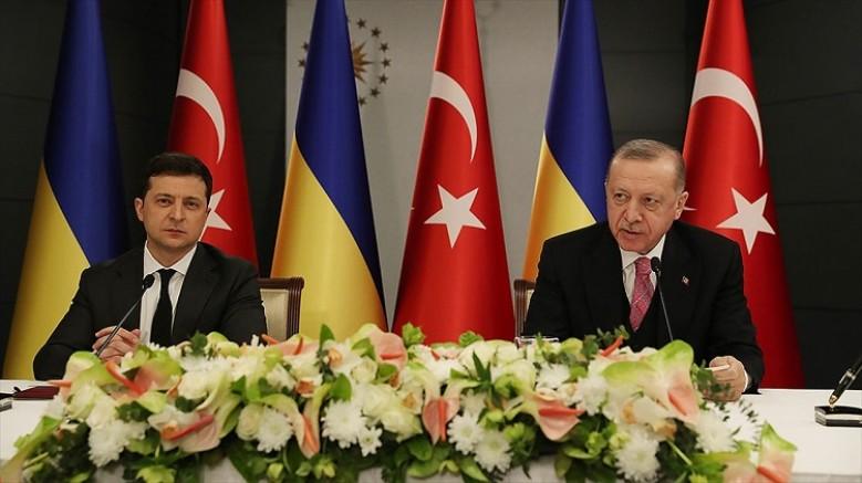 Erdoğan: Karadeniz'in bir barış, huzur ve iş birliği denizi olmaya devam etmesi temel hedefimiz