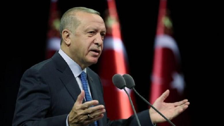 Erdoğan: Oruç Reis bakım çalışması bittikten sonra tekrar görevine dönecektir