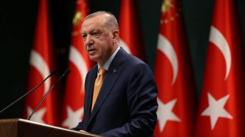 Erdoğan: Yeni kontrollü normalleşme süreci başlıyor