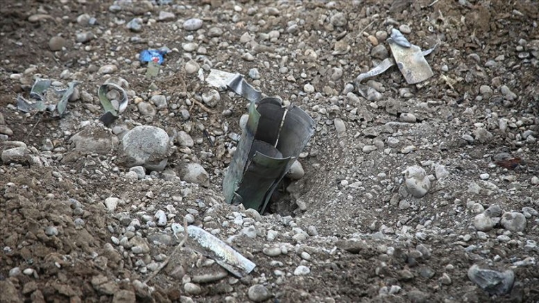 Ermenistan, Nahçıvan 'a  roketli saldırı düzenledi