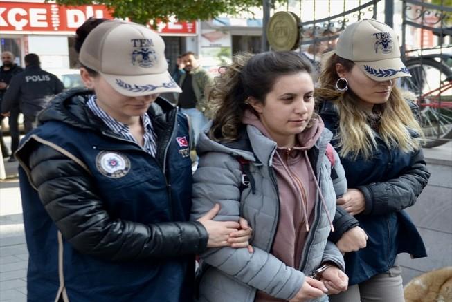 Eskişehir'de biri terör örgütü PKK/KCK ile irtibatlı iki şüpheli yakalandı