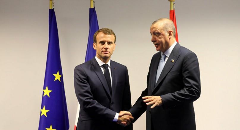 Fransa, Erdoğan'ın Macron hakkındaki sözleri üzerine büyükelçisini geri çağırdı