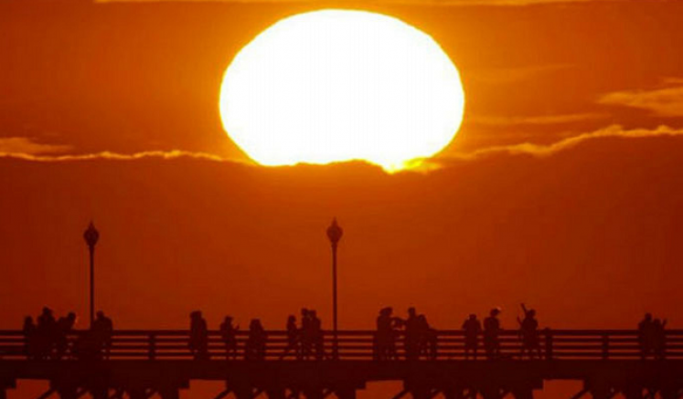 Gece sıcaklıkları dünyanın kuzeyinde de yükseliyor