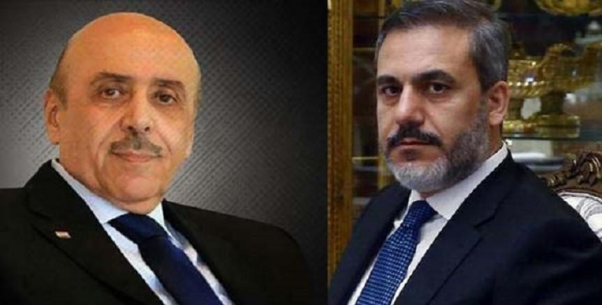 Hakan Fidan Rusya'da Suriye istihbarat şefi ile görüştü