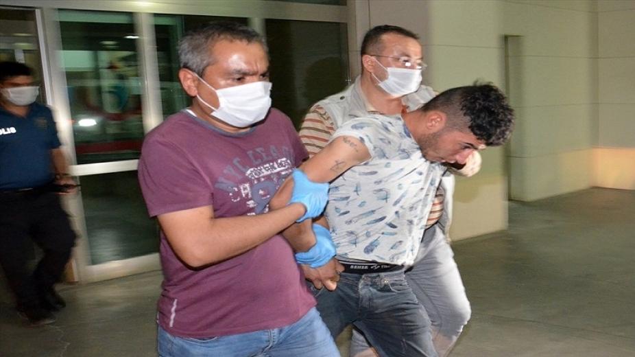 Hastaneden kaçan hükümlü operasyonla yakalandı
