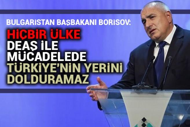Hiçbir ülke Türkiye'nin yerini dolduramaz