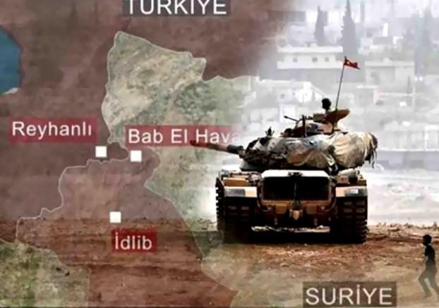 İdlib' de 55 rejim unsuru etkisiz hale getirildi
