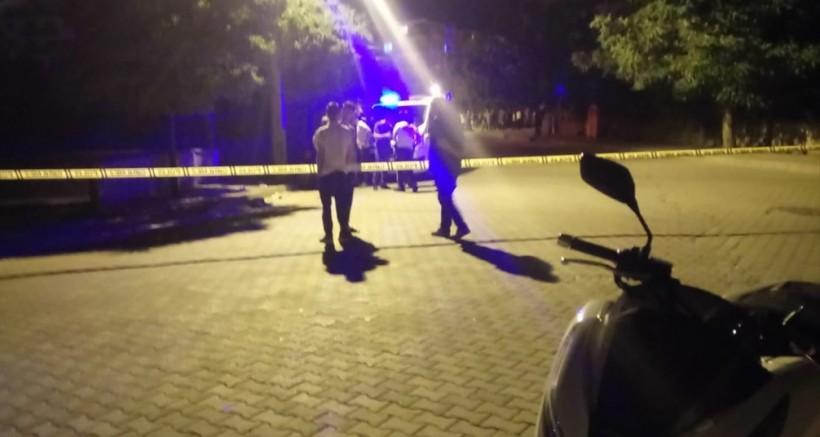 İki grup arasında silahlı kavga: 1 yaralı