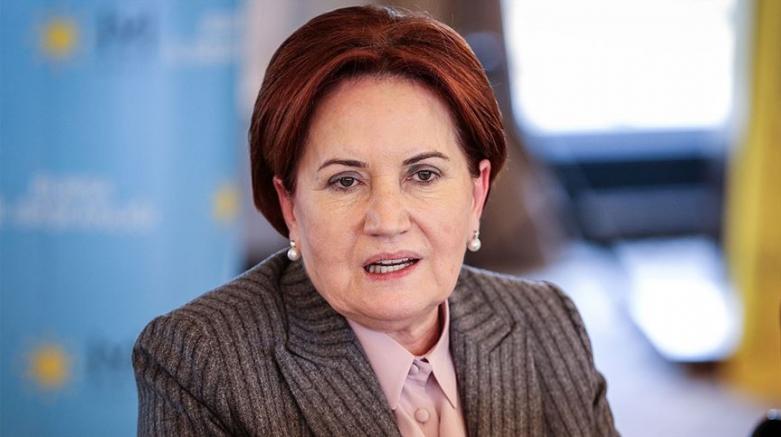 İYİ Parti Genel Başkanı Akşener, partisinin
