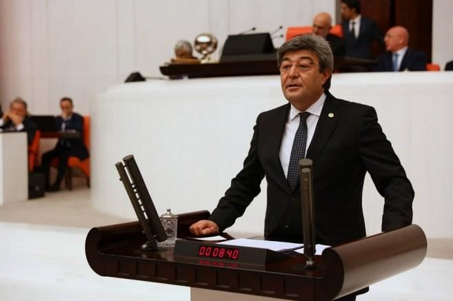 İYİ Parti Kayseri Milletvekili Ataş; fırtına mağduru vatandaşların sesi oldu