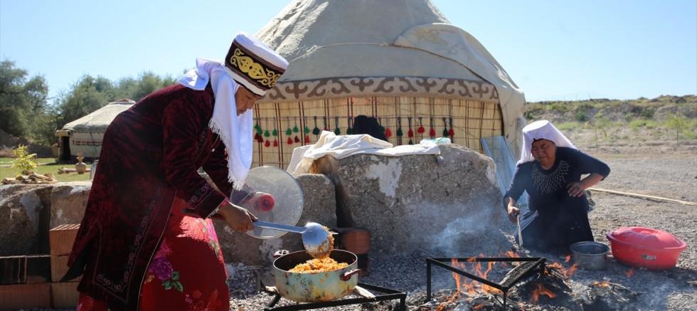 Kapadokya'daki