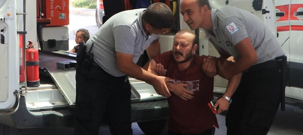 Karaman'da trafik kazası: 10 yaralı