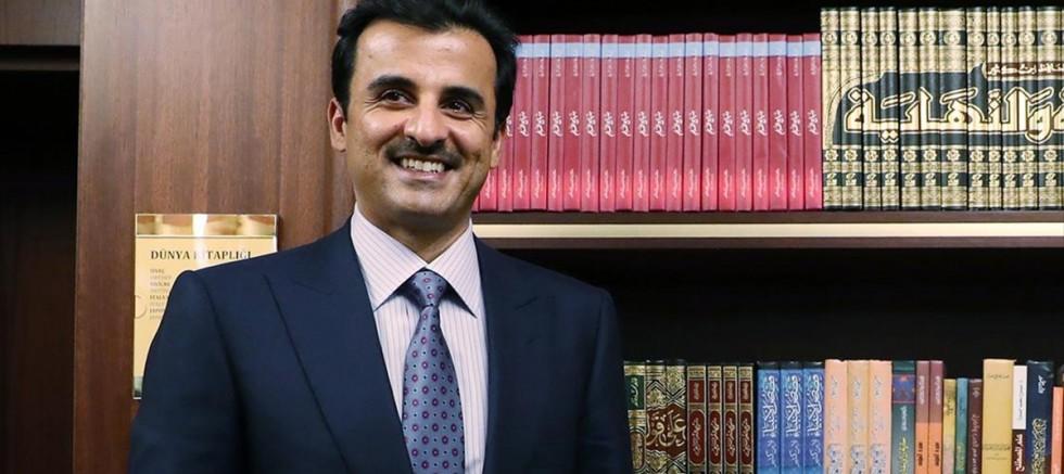 Katar Emiri Al Sani: Katar-Türkiye ortaklığı konusunda başarılı bir görüşme turu gerçekleştirdim