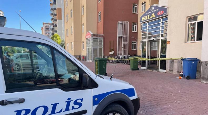Kayseri'de 11. kattan düşen çocuk yaşamını yitirdi