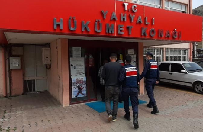 Kayseri'de 120 küçükbaş hayvan çalan iki şüpheli Adana'da yakalandı