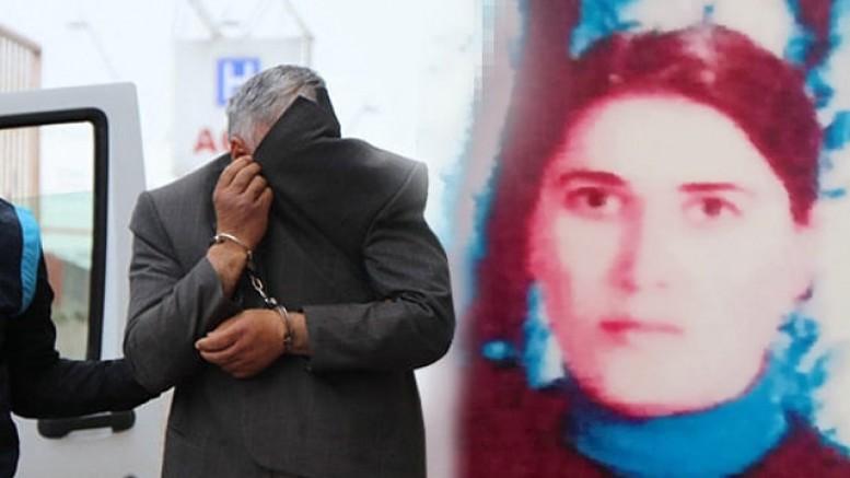 Kayseri'de 13 yıl önce kaybolan kadının cinayet zanlısı hakim karsışında