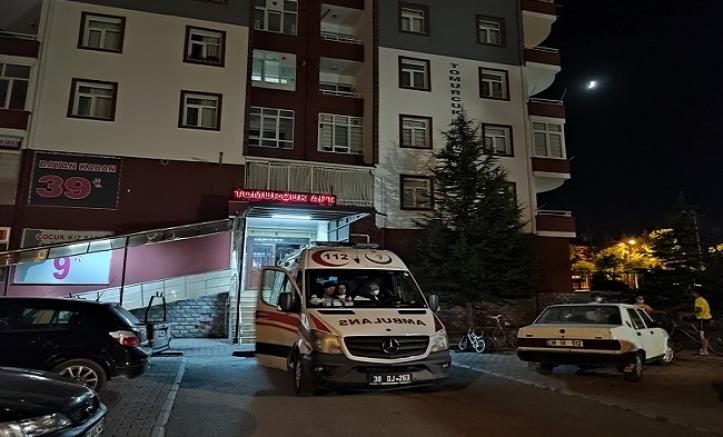 Kayseri'de 19 yaşındaki atlet evinde hayatını kaybetti