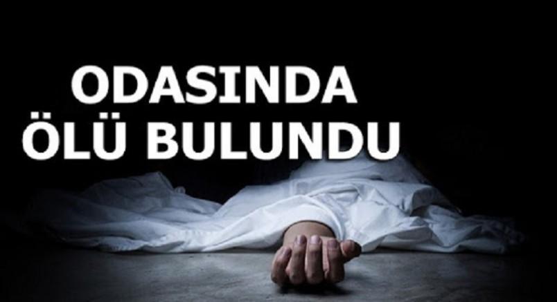 Kayseri'de 40 yaşındaki adam odasında ölü bulundu