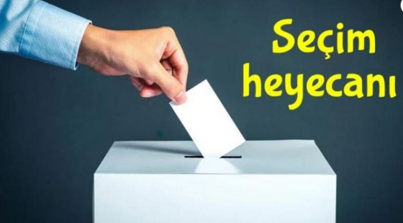 Kayseri'de 9 mahalle, muhtarlık seçimi için pazar günü sandığa gidecek