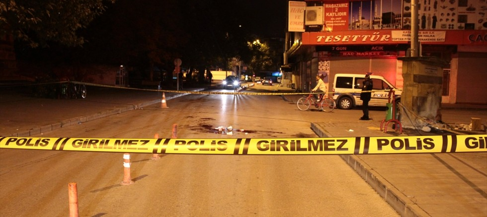 Kayseri'de bıçaklı kavgada 1 kişi hayatını kaybetti