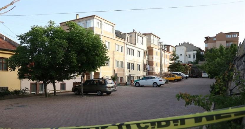 Kayseri'de bir sokaktaki 6 apartman karantinaya alındı