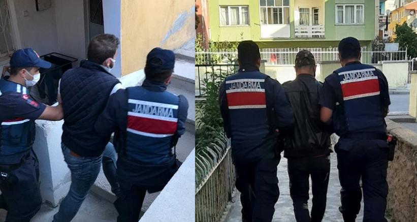 Kayseri'de DEAŞ operasyonunda 2 zanlı yakalandı