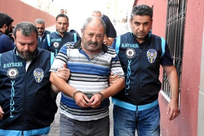 Kayseri'de Engelli vatandaşı dolandıran 5 zanlı yakalandı