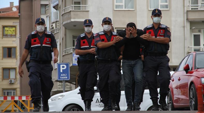 Kayseri'de faili meçhul 22 olayın şüphelisi 2 kişi tutuklandı