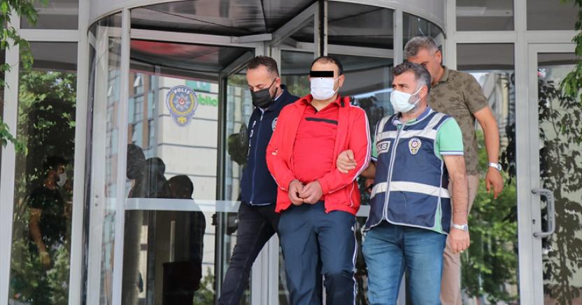 Kayseri'de hakkında 27 yıl 8 ay hapis cezası bulunan firari hükümlü yakalandı