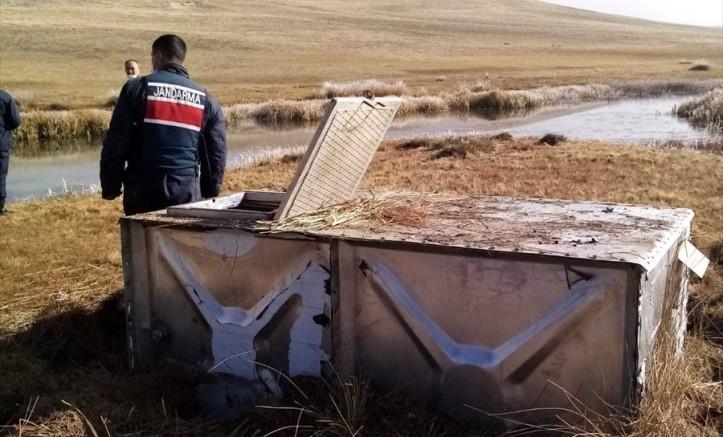 Kayseri'de kaçak avlanan 4 kişiye para cezası kesildi