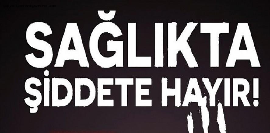 Kayseri' de Meslek örgütlerinden doktora yapılan saldırıya kınama